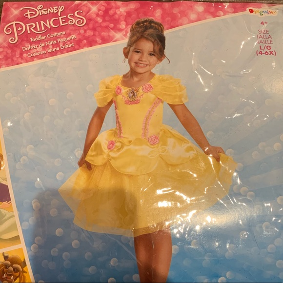 Disney Other - Belle princess costume